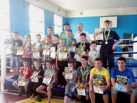 В городе прошел турнир по кикбоксингу - Новости Краматорска