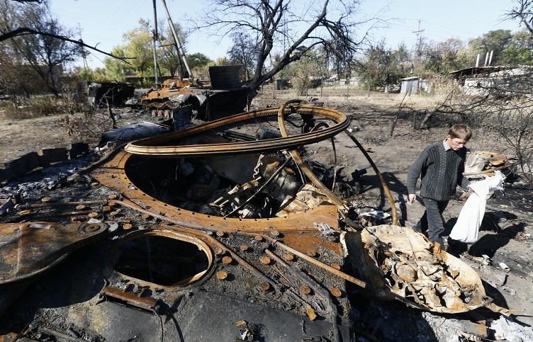 Отчет ООН: обстрелы нанесли инфраструктуре Донецка и Луганска ущерб на $440 млн - Новости Украины