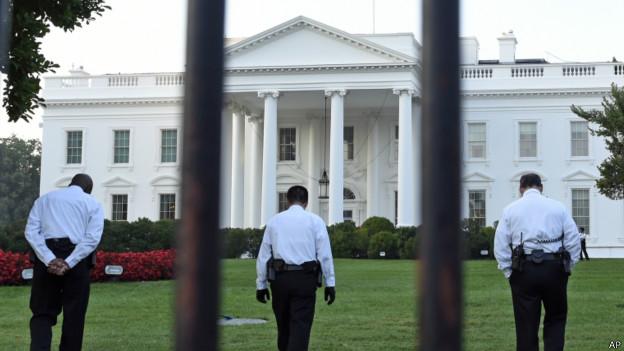Охрану Белого дома усилили после двух инцидентов - Новости зарубежья