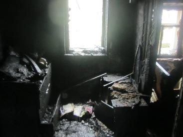 Мать погибшего при пожаре младенца предстанет перед судом - Новости Краматорска