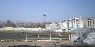 Отреставрированный стадион «Блюминг» откроют не раньше весны - Новости Краматорска